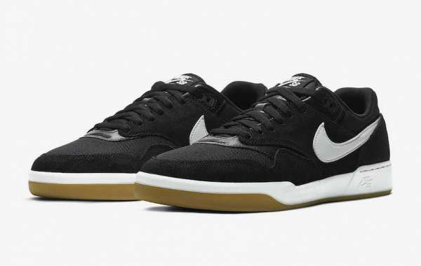 2020 Nike SB GTS Return Available in Black Gum