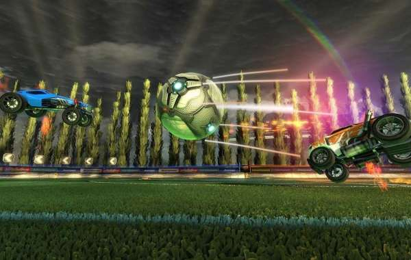The Rocket League Credits we will be looking at as we build