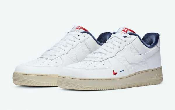 Kith x Nike Air Force 1 France Will Release this Fall 2020