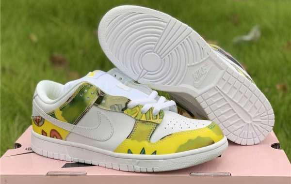 Do you want to own Nike Dunk Low Pro De La Soul?