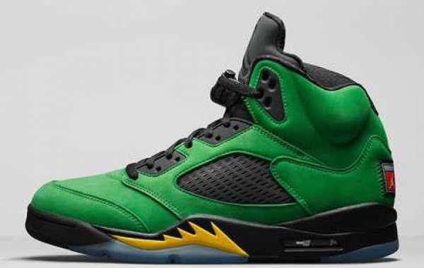 "Aj 5 SE ""Oregon Ducks"" CK6631-307 Release Details"