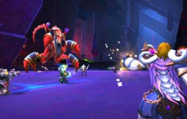 World of Warcraft Shadowlands is publishing