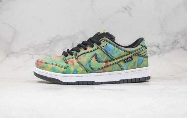 Hottest Nike Dunk Low Pro SB QS Thermography x Civilist for Sale