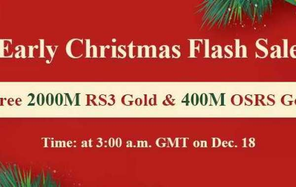 Seize the Chance of Free 2000M runescape 3 gold sale for OSRS 2020 Christmas Event Guide