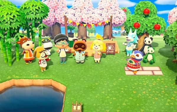 I would make plans for my village layout in older Animal Crossing