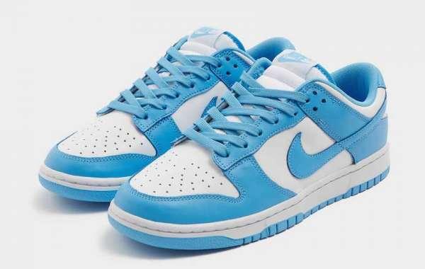 "DD1391-102 Nike Dunk Low ""University Blue"" will be released soon"