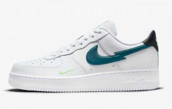 2021 Latest Nike Air Force 1 Low Rose White CU6312-100