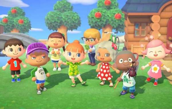 Animal Crossing New Horizons players may be capable of deck out