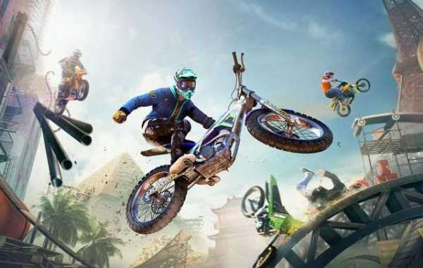 landscapes of Trials Fusion there was once a time