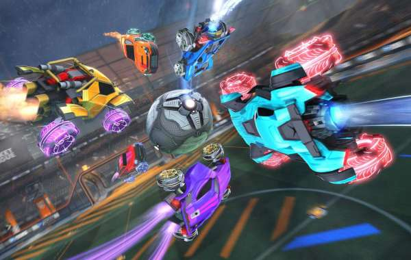 Rocket League has introduced a partnership with World Wrestling