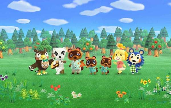 Animal Crossing New Leaf additionally had upgradeable shops and homes