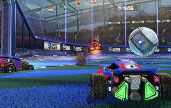 Rocket League is not the first competitive online game to characteristic